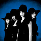 The Black Belles What Can I Do b/w Lies [7''] all-female soul/garage rock group produced by JACK WHITE