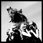 TMR-016 The Dead Weather - I Cut Like a Buffalo b/w A Child of a Few Hours is Burning to Death [7'']