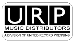 URP Music Distributors - YOUR VINYL RECORD SOURCE